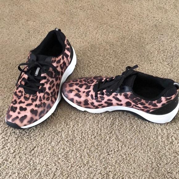 Vionic Shoes | Leopard Vionic Sneaker